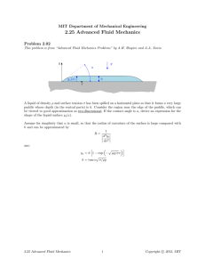 2.25  Advanced  Fluid  Mechanics Problem  2.02