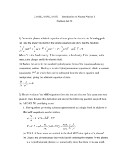 22.611J, 6.651J, 8.613J      Introduction to... Problem Set #4