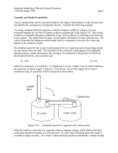 Integrated Modeling of Physical System Dynamics © Neville Hogan 1994 page 1