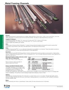 bid specifications