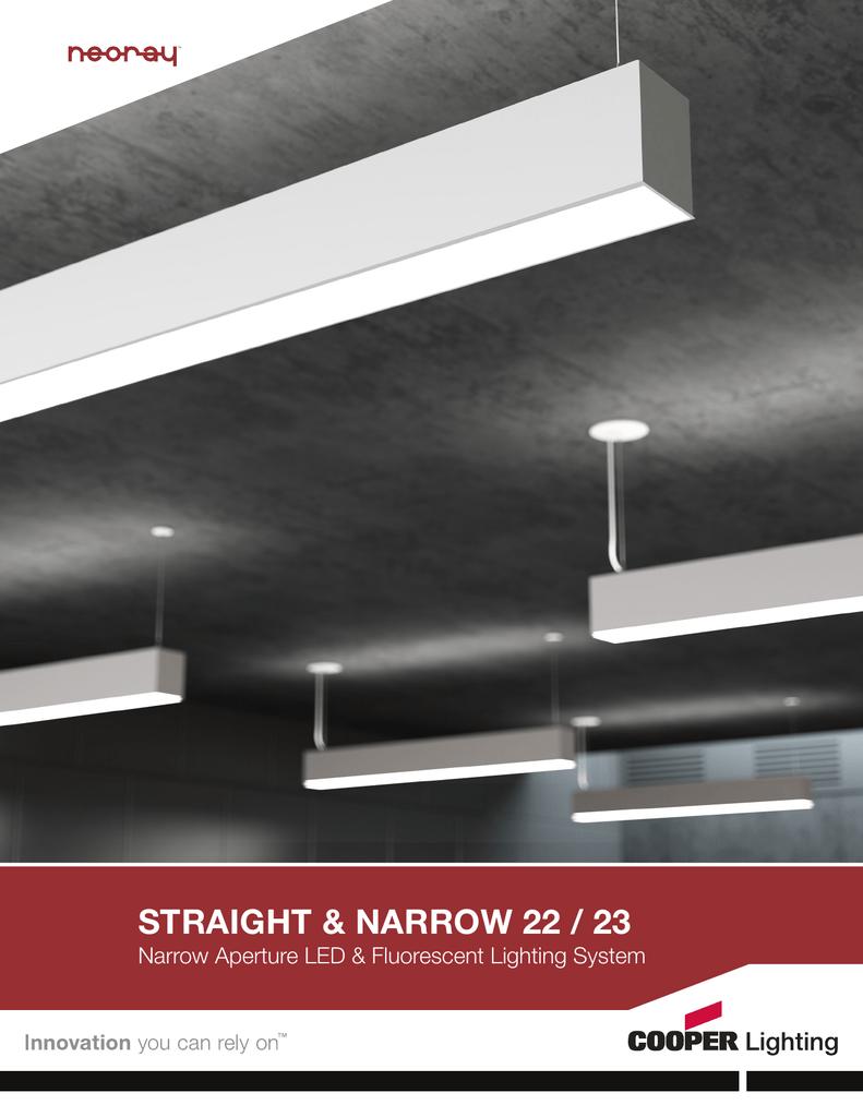 Straight Narrow 22 23
