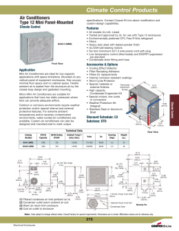 Products brochure air conditioning company in saudi arabia climate control products air conditioners type 12 mini panel mounted climate control asfbconference2016 Image collections