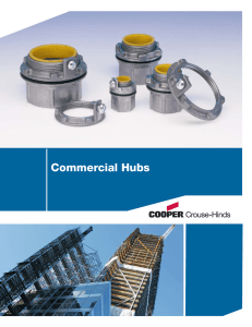 Commercial Hubs
