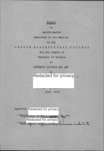Depart . Redacted for privacy