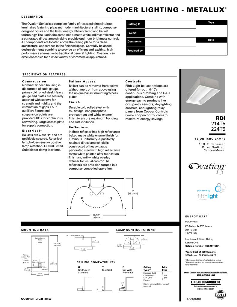 Cooper Lighting Metalux