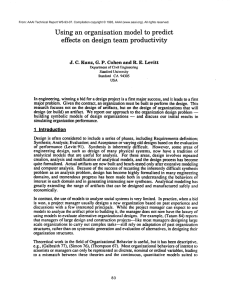 From: AAAI Technical Report S-9 -0 . Compilation copyright © 199