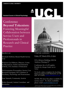 Conference Beyond Tokenism