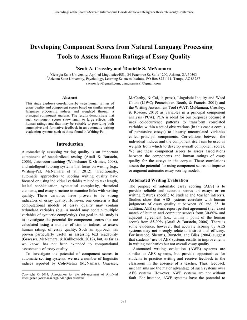 research paper on natural language processing