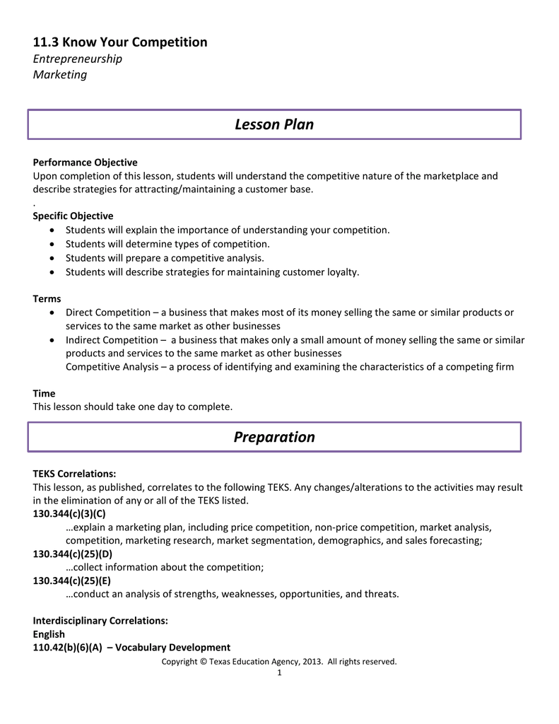 Lesson Plans The Firm English Edition