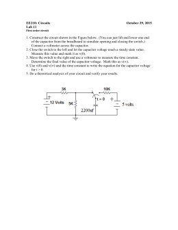 EE210: Circuits October 29, 2015 Lab 11