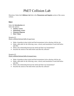 Printables Momentum Problems Worksheet force and momentum problems worksheet phet collision lab