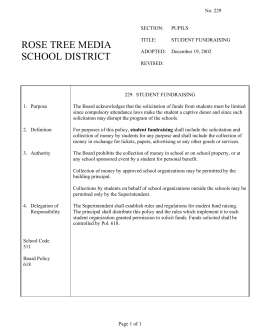 ROSE TREE MEDIA SCHOOL DISTRICT