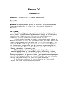 Handout 5-2 Legislative Brief  Resolution: