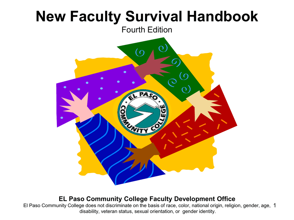 New Faculty Survival Handbook Fourth Edition