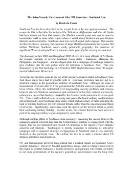 essays on fahrenheit 911