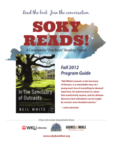 SOKY READS! Read the book. Join the conversation.