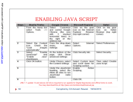 ENABLING JAVA SCRIPT PDF processed with CutePDF evaluation edition www.CutePDF.com