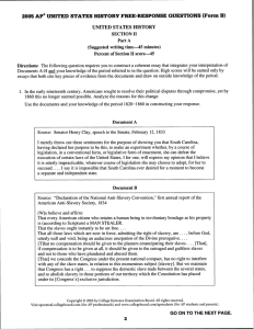 2005 ap biology free response questions form b answers