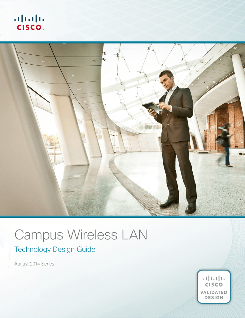Campus Wireless LAN Technology Design Guide August 2014 Series