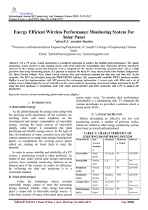www.ijecs.in  International Journal Of Engineering And Computer Science ISSN: 2319-7242
