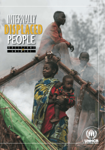 DISPLACED INTERNALLY PEOPLE Q