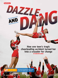 danGeR daZZLe and How one teen's tragic
