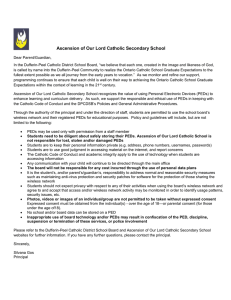 Ascension of Our Lord Catholic Secondary School