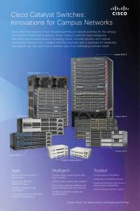 Tech Cisco Switch Update Catalyst Update Cisco Catalyst SE René Andersen