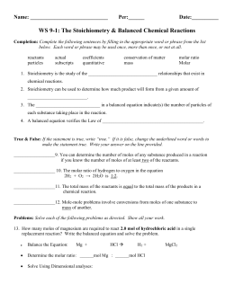 Oxidation Number Worksheet And Answers - Fill Online, Printable ...