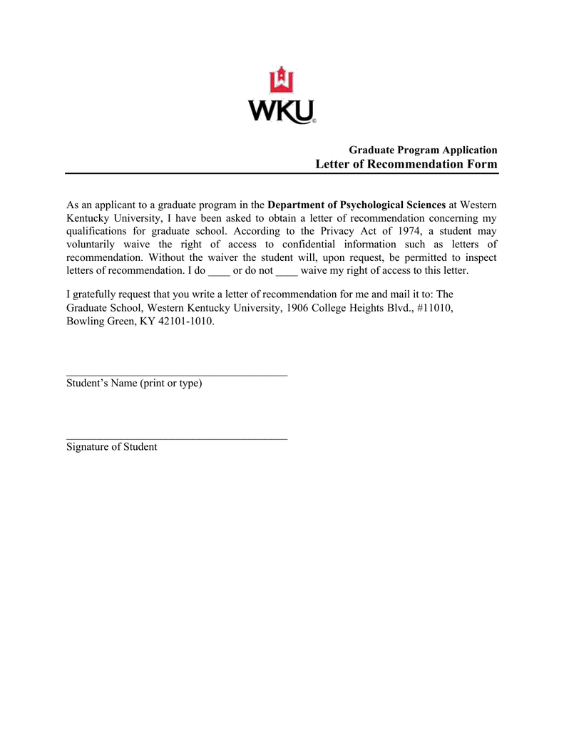 Letter Of Recommendation For Doctorate Program from s2.studylib.net
