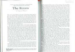 the return by ngugi wa thiong o summary