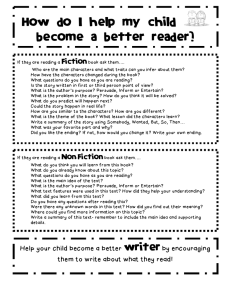 How do I help my child become a better reader?