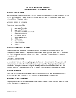 SAMPLE CONSTITUTION FOR REGISTERED STUDENT ORGANIZATIONS Name Of - Board bylaws template