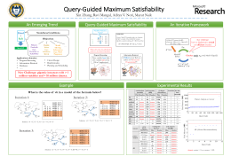 Query-Guided	Maximum	Satisfiability