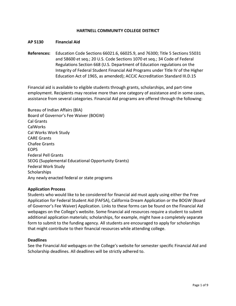 Fafsa Appeal Letter Example from s2.studylib.net