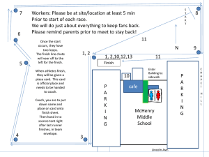 7 8 Workers: Please be at site/location at least 5 min