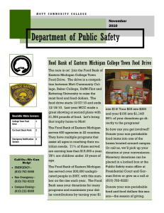 Department of Public Safety November 2010