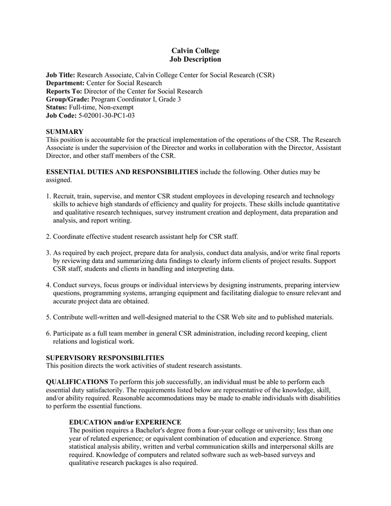 how to write a report for college