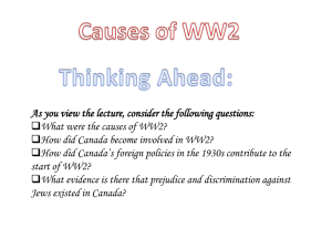 As you view the lecture, consider the following questions: