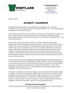 DIVERSITY LEADERSHIP Communications