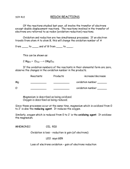 Physical Science Worksheet: Moles Multiple Choice 1. What is a