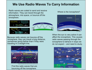 We Use Radio Waves To Carry Information