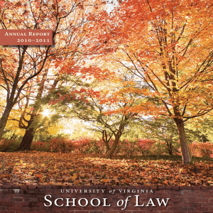 law school foundation annual report 2010–2011 Annual Report