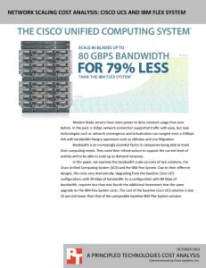 Cisco UCS 6324 Fabric Interconnect UCS-FI-M-6324