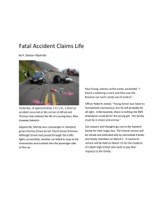 Fatal Accident Claims Life