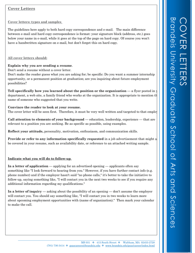 47+ Great Cover Letter Without Name Of Contact  You Must Know