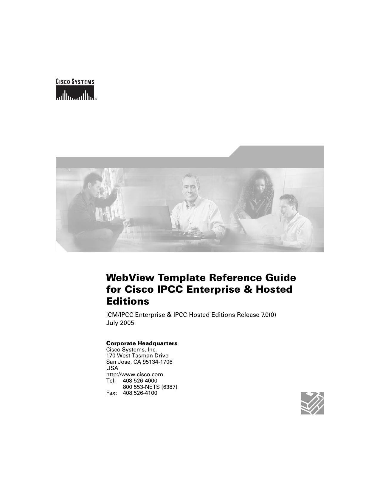 Cisco ip contact center express edition enhanced pdf.