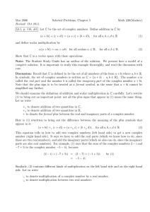 Mar 2006 Selected Problems, Chapter 3 Math 230(Mackey) a