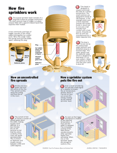 How  fire sprinklers work 2