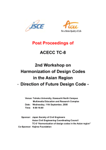 Post Proceedings of ACECC TC-8  2nd Workshop on